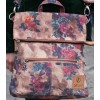 Backpack Floral Vegan