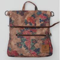 Amelie Backpack Convertible to Messenger Bag Vegan
