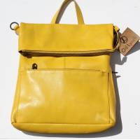 Amelie Backpack Convertible Leather Bag