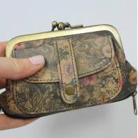Amy Double clip purse