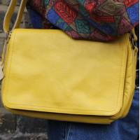 Denise Bag Yellow