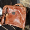 Doctor Bag Large Tan Leather