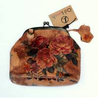 Evanna Clip Bag With Floor Floor Floral n14 Print