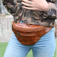 Tan Bumbag Leather