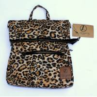 Amelie Multiway Leopardprint Vegan