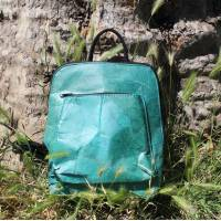 Teakleaf Blue Backpack