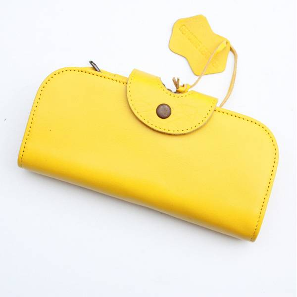 Big Fat Wallet Yellow