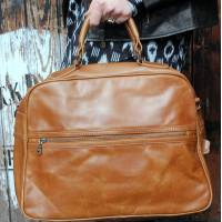 Jackie Tote Tan Smooth Leather