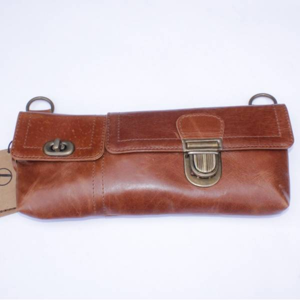 Jilly Bumbag Tan Smooth Bag
