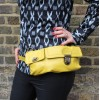 Convertible Bumbag Yellow Bag
