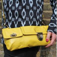 Jilly Convertible Bumbag Yellow Bag