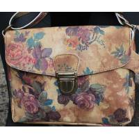Louisa Floral 14 Messenger Bag