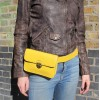 Scottish Bumbag and Minibag Yellow