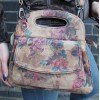 Trinity Floral Leather Bag