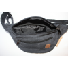 Bumbag Black Vegan