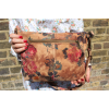 Dublin Medium Clip Bag Floral Leather