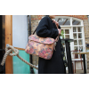 Laptop Bag Berlin In Floral N14 Leather