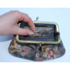 Large Miriam Floral Purse
