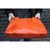 Doris Shoulder Bag Clipframe Orange