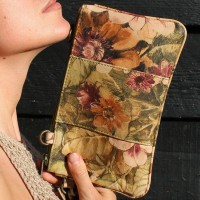 Small Susan Cluth Bag Italian Floral Fantasy