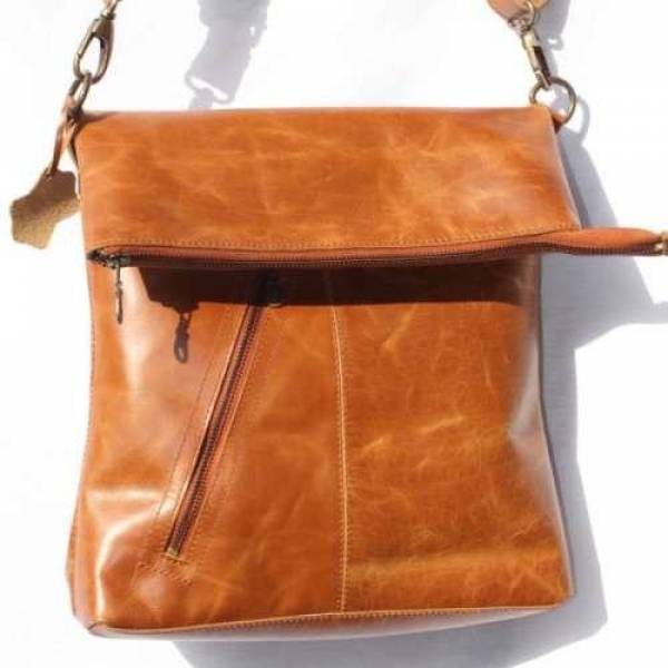 Amelie Messenger Bag