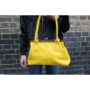 Doris Shoulder Bag Clipframe Yellow